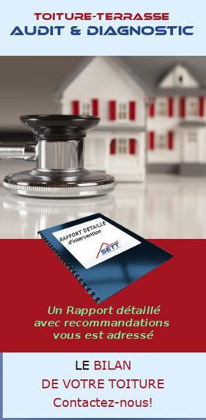 Diagnostic complet de vos toitures- SETT 44 Malville