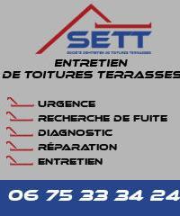 SETT situé dans le 44 à MAlville Savenay - Entretien de toiture Terrasse , recherche de fuite et diagnostic