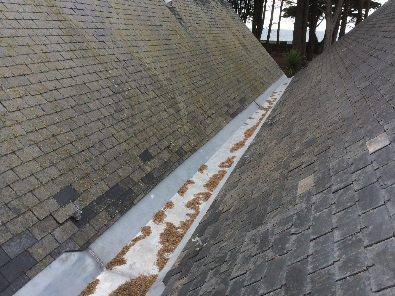 En images : entretien à faire toiture terrasse - 44260 Malville